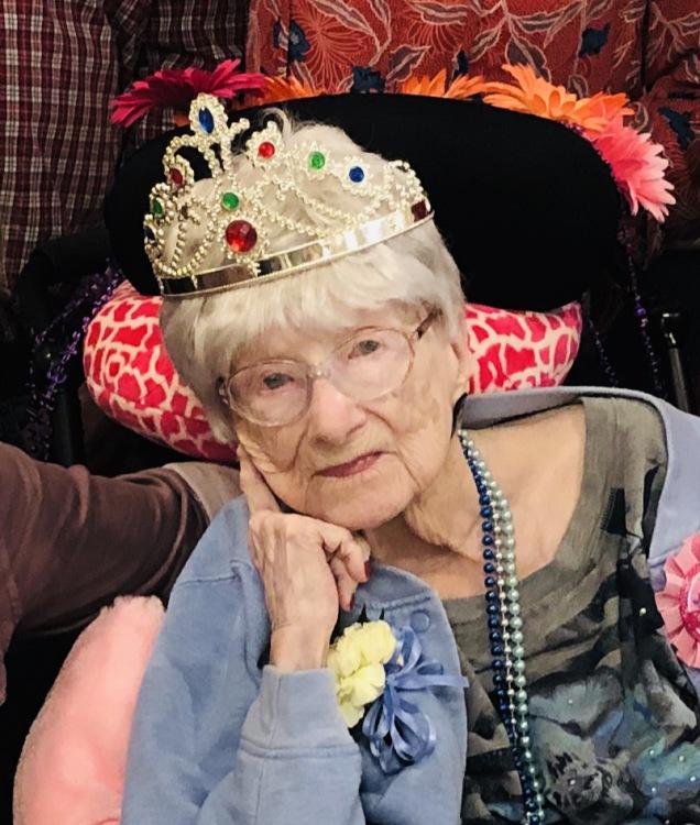 Dorothy E. Reitzman