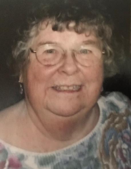 Barbara Jean Crisfield
