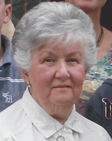 """Norma  Jean """"Maudie"""" Bechtel"""