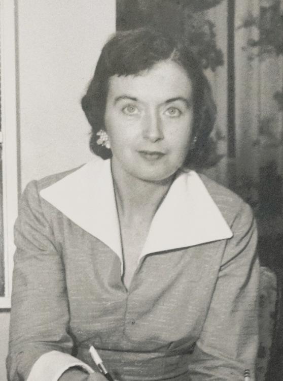 Rosalie Hilmida Oldrieve