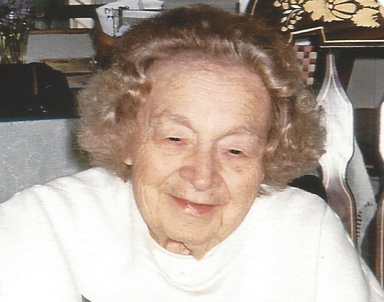 Barbara J. Yaeger