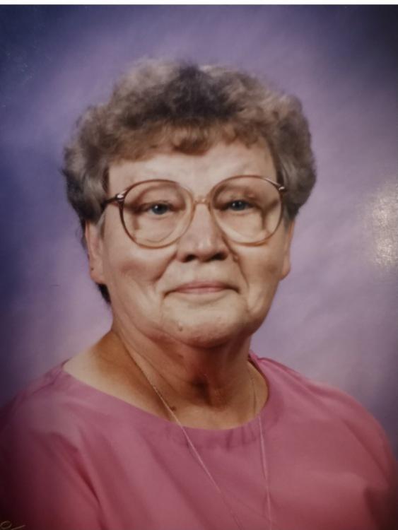 F. Mabel Johnson